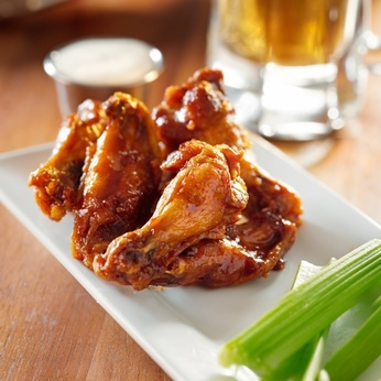 Super Bowl Buffalo Wings Recipe