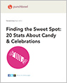 Finding the Sweet Spot: 20 Stats About Candy & Celebrations