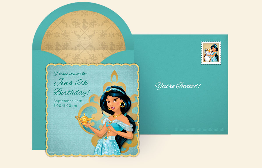 Summary Free Disney Invitations Online Punchbowl