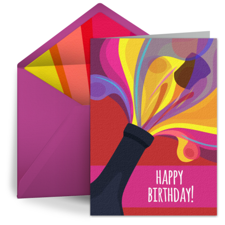 birthday cards for her, free happy birthday ecards for wife, Greeting card