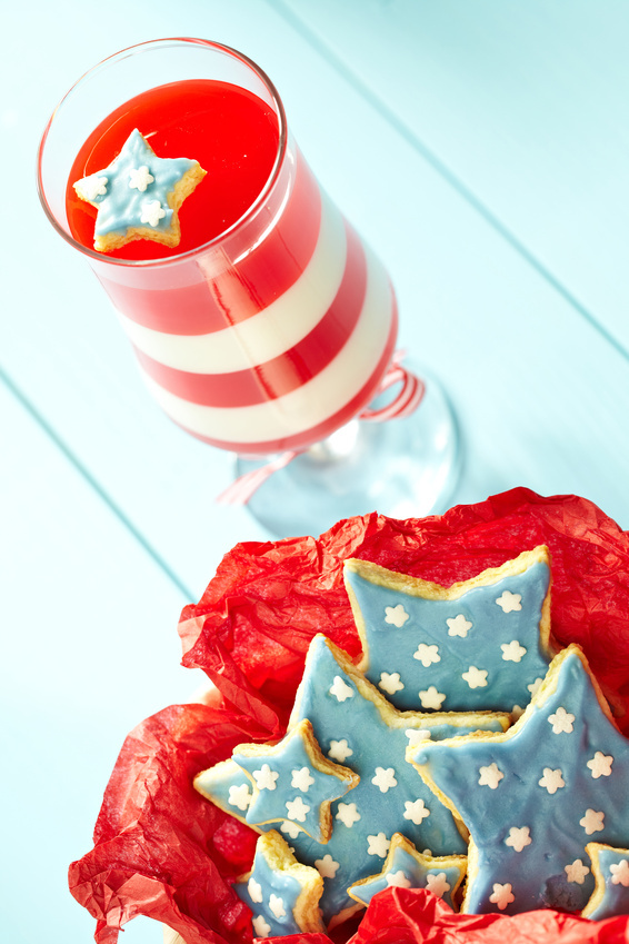 Patriotic 4th of July Desserts