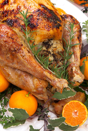 roasted chicken easter sunday dinner