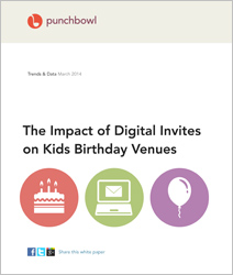 The Impact of Digital Invites on Kids Birthday Venues