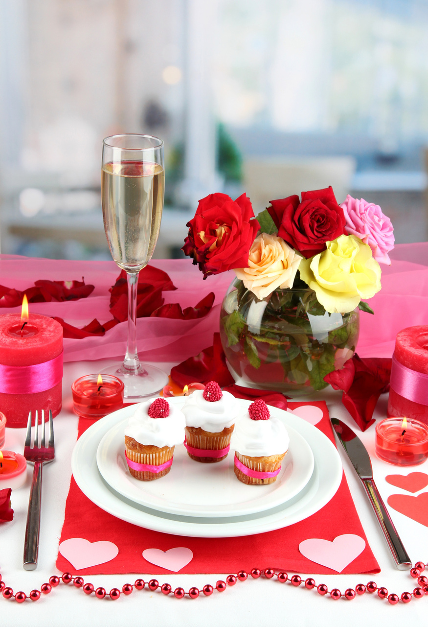 Valentine's Day Party: Pink & Red