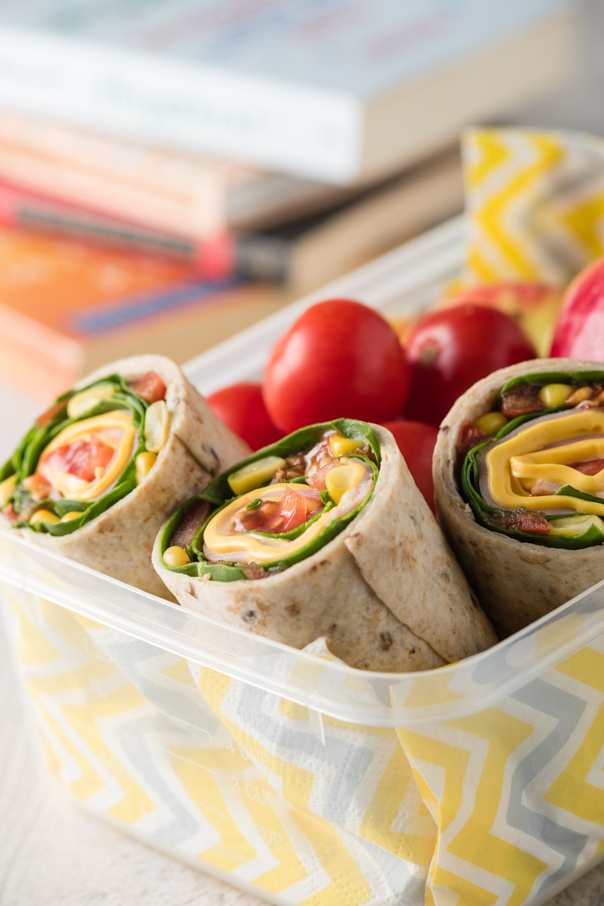 Healthy Back to School Lunch Ideas