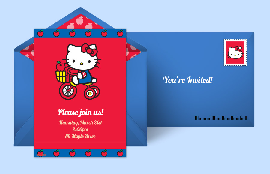 Plan a Hello Kitty Party!